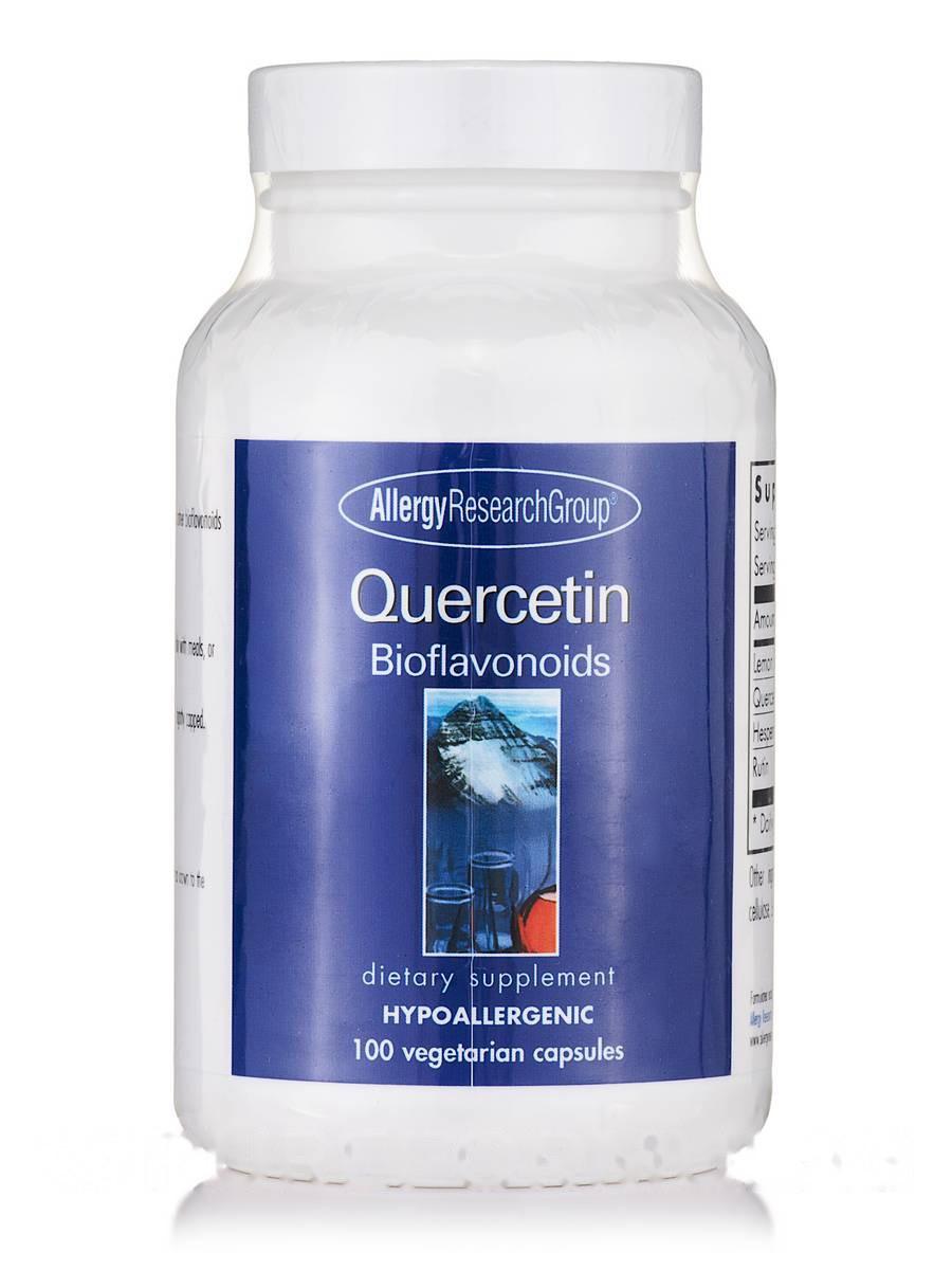Quercetin Bioflavonoids, 100 Vegetarian Capsules