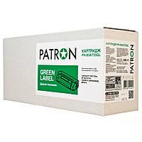 Картридж PATRON HP LJ CE285A/CANON 725 GREEN Label (PN-85A/725GL)