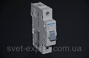 MC106A Автоматический выключатель Hager 6A 6кА 1 полюс тип С