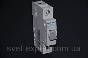 Автоматический выключатель Hager 10A 6кА 1 полюс тип С