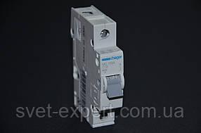 Автоматический выключатель Hager 13A 6кА 1 полюс тип С