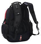 Рюкзак SWISSGEAR. Мужские рюкзаки. Военные рюкзаки. Качественные рюкзаки., фото 8