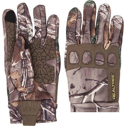 Перчатки для охоты демисезонные Realtree Men's Midweight Gloves, фото 2