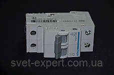 Автоматический выключатель Hager 25A 6кА 2 полюса тип С EN 60898/IEC 60898, фото 3