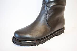 Зимние сапоги без каблука Kento, фото 2