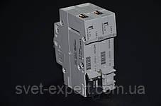 Автоматический выключатель Hager 32A 6кА 2 полюса тип С, фото 2
