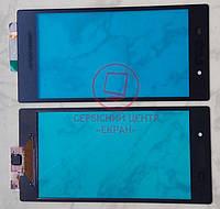Sony Xperia Z1 c6902 c6903 L39h сенсор оригінальний тачскрін