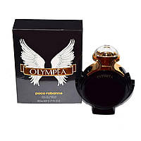 PACO RABANNE OLIMPEA BLACK COLOR 80 ML