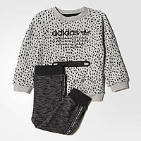 Комплект: джемпер и брюки Adidas Crew