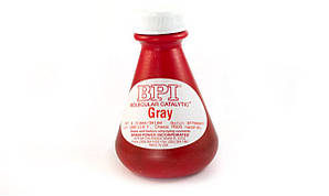 Краска для пластиковых линз, бутылка (произ-во USA) серый