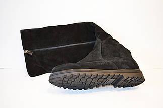 Зимние сапоги на плоской подошве Kento, фото 2