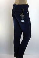 Жіночі зимові утеплені джинси батали