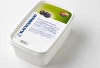Смородина чёрная, натуральное пюре, Crop's, 250г