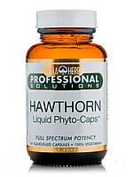 Hawthorn, 60 Vegetarian Liquid-Filled Capsules, фото 1