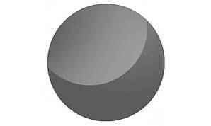 Полимерная солнцезащитная линза без покрытия (серая)