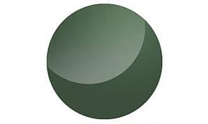 Полимерная солнцезащитная линза без покрытия (зеленая)