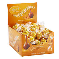 Lindt Lindor Трюфели молочный шоколад с карамелью Caramel Milk Chocolate Truffles, 720г
