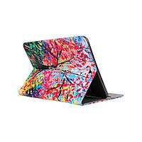 "Чехол-Книжка Samsung T710/T715 Galaxy Tab S2 8.0"" Infinity Glamour осень"