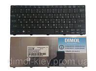 Оригинальная клавиатура для ноутбука Acer One: 521, 522, 532, 533, D255, D257, D260, D270 Black (RU)