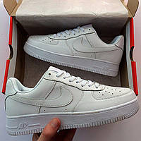 Кроссовки NІКЕ Air Force 1 Low White 36-40 рр