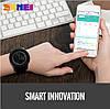 Часы наручные с Bluetooth Skmei Innovation 1255 черные, фото 4