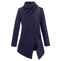 Пальто с высоким воротником Дольче Габбана реплика CC5503