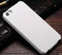 Чехол-Книжка для iPhone 5/5S Infinity Fashion (флип) белый