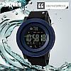 Часы наручные с Bluetooth Skmei Innovation 1255 черные, фото 7