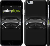 Накладка для iPhone 6/6s пластик Endorphone Mercedes Benz 3 глянец (976c-45-183)