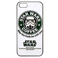 Накладка для iPhone 5/5S пластик Star Wars №3