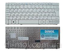Оригінальна клавіатура для ноутбука Acer Aspire 1420, 1810, 1820, One 715, 721, 722, Ferrari One 200, ukr