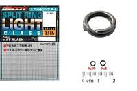 Кольца заводные Decoy Split Ring size 1 20lb