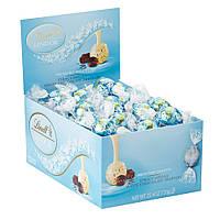 Lindt Lindor Трюфели белый шоколад со страчателлой Stracciatella White Chocolate Truffles, 720г