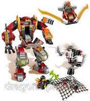 Lego Лего Ninjago Ниндзяго Робот-спасатель