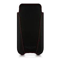 Чехол iPhone 5/5S Aston Martin черный