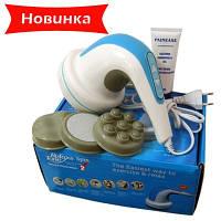 Массажер Relax And Tone Spin X2 (Релакс-н-Тон Спин) 2-го поколения с гелем купить в Украине