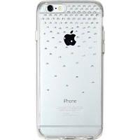 Накладка для iPhone 6 / 6s пластик Ringke Noble Crystal view Snow (I6SNOW21)