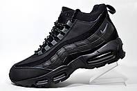 Зимние Кроссовки Nike Air Max 95, Black