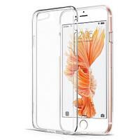 Накладка для iPhone 7 силикон TPU Ultrathin Series 0,33mm Прозрачный