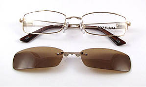 Оправа для очков с насадкой RH2508-COL1-1 кор