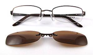 Оправа для очков с насадкой RH2507-COL16-1