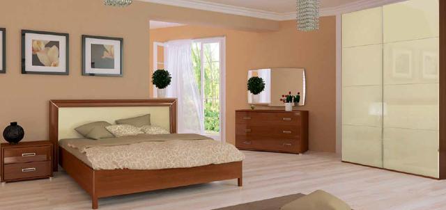 спальня Белла ваниль