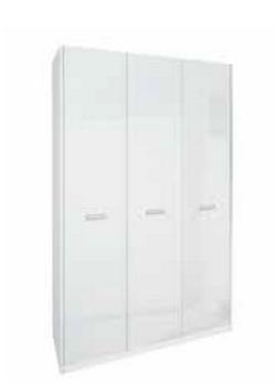 спальня Бэлла шкаф 3Д без зеркала