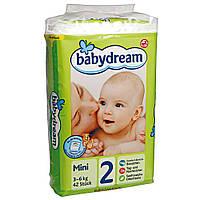 Подгузники Мини для самых маленьких Baby Dream