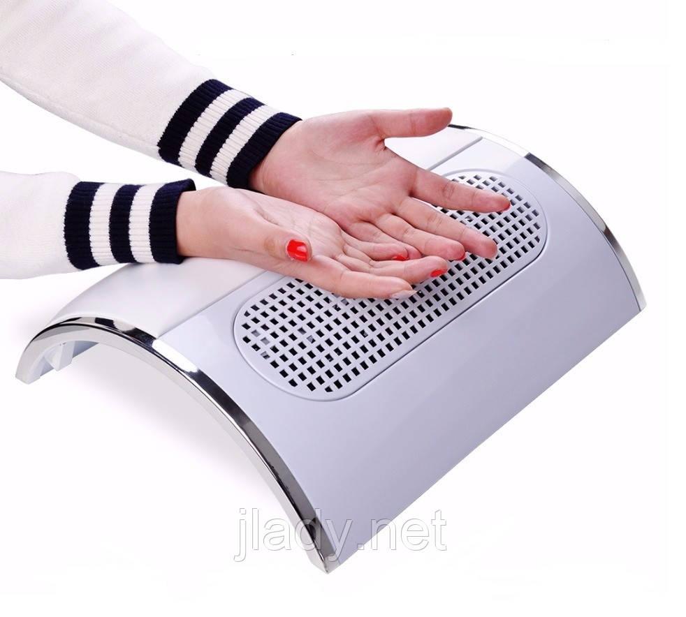 Витяжка для манікюру на дві руки