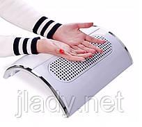 Вытяжка для маникюра на две руки