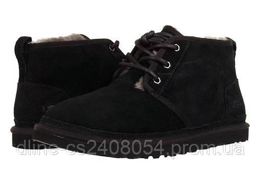 Мужские ботинки UGG Neumel Black