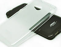 Накладка для LG D295 L Fino силикон Remax Ultra Thin 0.2 mm черный