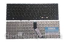 Оригінальна клавіатура для ноутбука Acer Aspire M3-581, M5-581, V5-531, V5-551, V5-571 series, rus, black