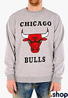 "Свитшот (реглан) мужской ""Chicago Bulls"", чикаго буллз"